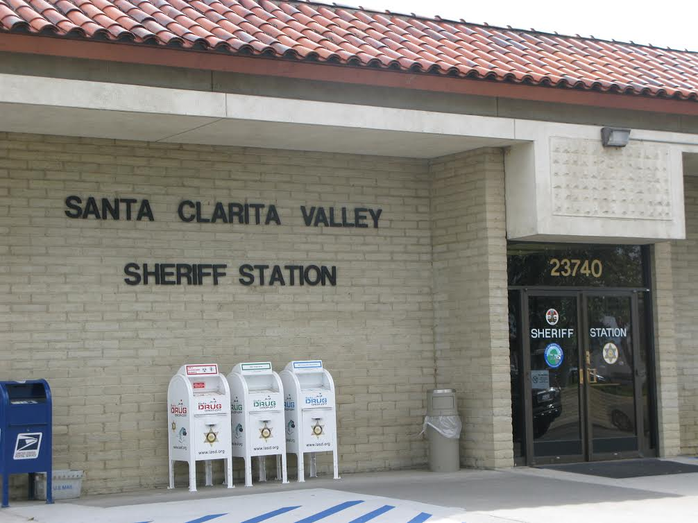 Santa Clarita Sheriff Station Jail. Photo: Santa Clarita Bail Bonds