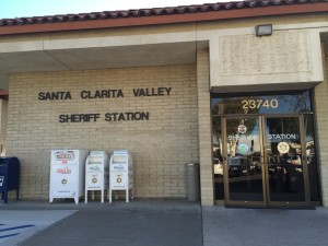 Santa Clarita Sheriff's Station Jail